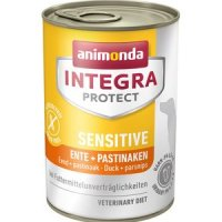 Nassfutter animonda INTEGRA PROTECT Sensitive Ente + Pastinaken