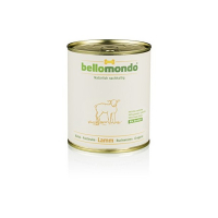 Nassfutter bellomondo Bio-Lamm