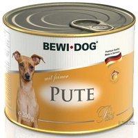 Nassfutter BEWI DOG Pâté mit feiner Pute