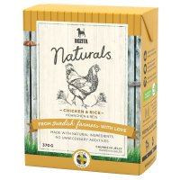 Nassfutter Bozita Naturals Chicken & Rice