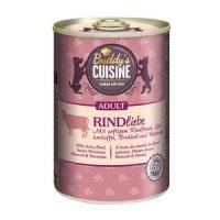 Nassfutter Buddys Cuisine Adult Rindliebe - Rindfleisch, Süßkartoffel, Brokkoli & Pastinake
