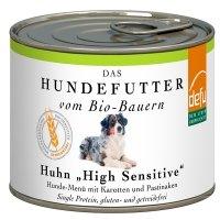 Nassfutter defu Huhn High Sensitive
