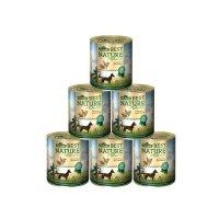 Nassfutter Dehner Adult Huhn und Kaninchen mit Nudeln