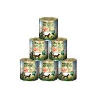 Nassfutter Dehner Adult Lachs und Geflügel mit Reis