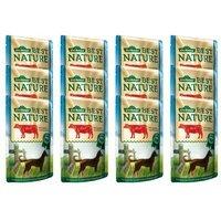 Nassfutter Dehner Best Nature Hundefutter Adult Rind und Spätzle mit Karotten