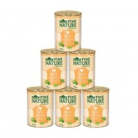 Nassfutter Dehner Fine Nature Adult Huhn