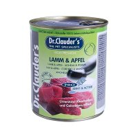 Nassfutter Dr. Clauders Selected Meat Lamm & Apfel