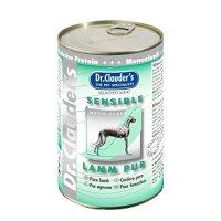 Nassfutter Dr. Clauders Selected Meat Sensible Lamm pur