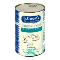 Nassfutter Dr. Clauders Selected Meat Special Diet High Fibre