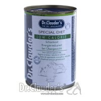 Nassfutter Dr. Clauders Selected Meat Special Diet Low Calorie