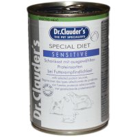 Nassfutter Dr. Clauders Special Diet Sensitive