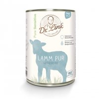 Nassfutter Dr. Link Pure Sensitive Lamm pur