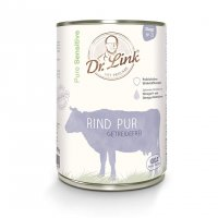Nassfutter Dr. Link Pure Sensitive Rind pur