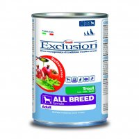 Nassfutter Exclusion Mediterraneo All Breed Adult Trout