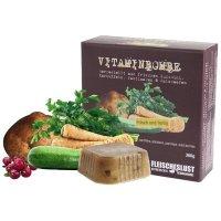 Nassfutter Fleischeslust Vitaminbombe Kartoffeln, Zucchini, Pastinaken und Waldbeeren