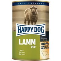 Nassfutter Happy Dog Lamm Pur