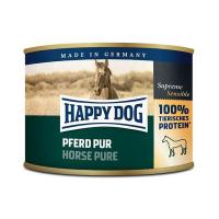 Nassfutter Happy Dog Pferd Pur
