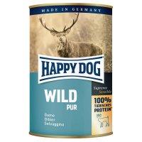 Nassfutter Happy Dog Wild Pur