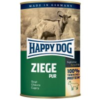 Nassfutter Happy Dog Ziege Pur