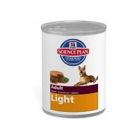 Nassfutter Hills Science Plan Canine Adult Light with Chicken