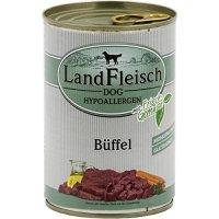 Nassfutter LandFleisch Hypoallergen Büffel