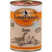 Nassfutter LandFleisch Wolf Ente