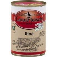Nassfutter LandFleisch Wolf Rind