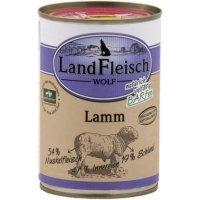 Nassfutter LandFleisch Wolf Sensibel Lamm