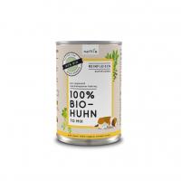 Nassfutter naftie 100% Bio-Huhn