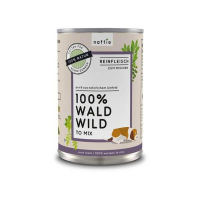 Nassfutter naftie 100% Wald Wild