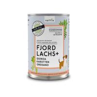 Nassfutter naftie Bio Fjord Lachs+
