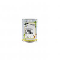 Nassfutter naftie Bio Land Huhn+