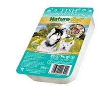 Nassfutter Naturediet Fish & Rice