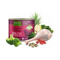 Nassfutter Natures Menu Country Hunter - Fasan und Gans