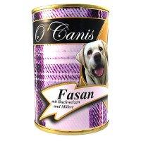 Nassfutter Ocanis Fasanenfleisch mit Buchweizen und Möhre