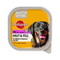 Nassfutter Pedigree Extra Vital Haut & Fell