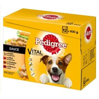 Nassfutter Pedigree Vital Protection in Sauce