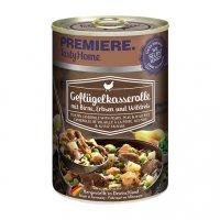 Nassfutter Premiere Tasty Home Geflügelkasserolle