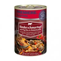 Nassfutter Premiere Tasty Home Rinderschmortopf