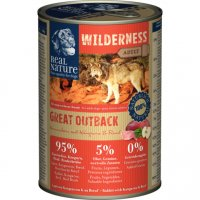 Nassfutter Real Nature Wilderness Great Outback Adult