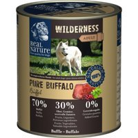 Nassfutter Real Nature Wilderness Pure Buffalo