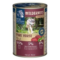 Nassfutter Real Nature Wilderness Pure Horse Adult