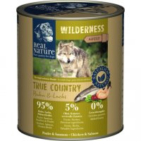 Nassfutter Real Nature Wilderness True Country Adult
