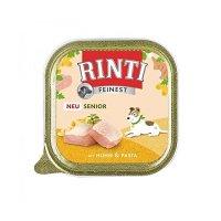 Nassfutter RINTI Feinest Senior Huhn & Pasta