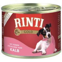 Nassfutter RINTI Gold Kalb