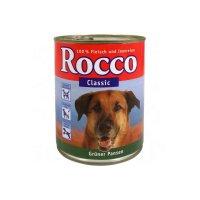 Nassfutter Rocco Classic Rind mit Grünem Pansen