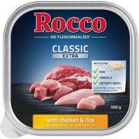 Nassfutter Rocco Classic Schale Huhn & Reis