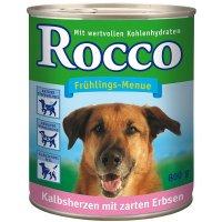 Nassfutter Rocco Frühlings-Menue