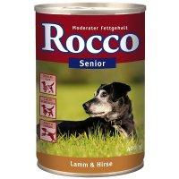 Nassfutter Rocco Senior Lamm & Hirse