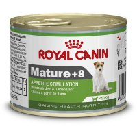 Nassfutter Royal Canin Mature +8